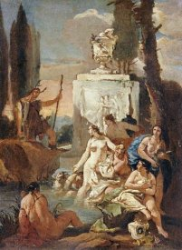 Giovanni Battista Tiepolo - Diana and Acteon