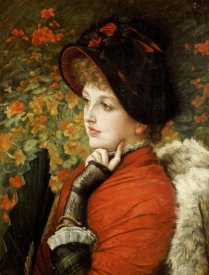 James Jacques Tissot - Type of Beauty