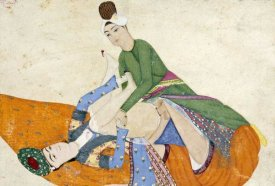 Abdullah Bokhari Turkey - An Erotic Scene