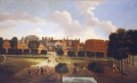 Thomas Van Wyck - A View of Old Horse Guards Parade
