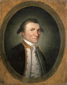 John Webber - Portrait of Captain James Cook