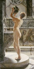John Reinhard Weguelin - The Bath