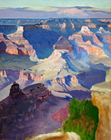 Gunnar Widforss - Grand Canyon