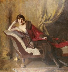 John Quincy Adams - Portrait of Countess Michael Karolyi