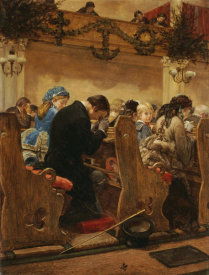 Henry Bacon - Christmas Prayers