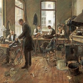 Leon Bartholomee - The Tailors