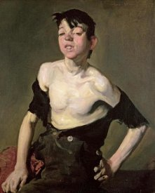 George Bellows - Paddy Flannigan