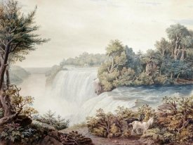 William James Bennett - Niagara Falls