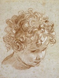 Niccolo Berrettoni - The Head of a Child