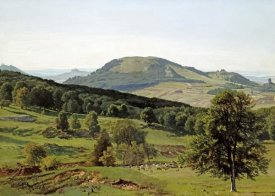 Albert Bierstadt - Landscape - Hill and Dale