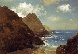 Albert Bierstadt - Farallon Islands