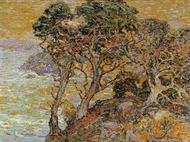 Franz Bischoff - Point Lobos, Monterey Coast