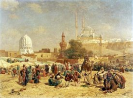 Cesare Biseo - Outside Cairo