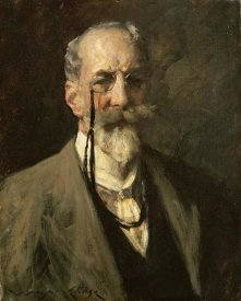William Merritt Chase - Self-Portrait