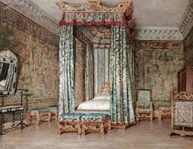 Ellen Clacy - The Venetian Ambassador's Room, Knole