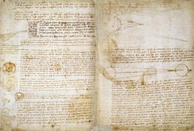 Leonardo Da Vinci - The Codex Hammer Pages 48-51