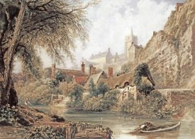 Peter De Wint - Knaresborough