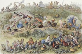 Richard Doyle - Triumphal March of The Elf King