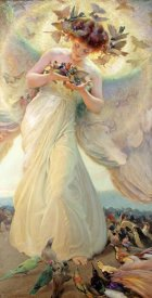 Franz Dvorak - The Angel of The Birds