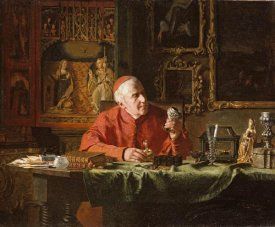 E.C. Eldridge - The Cardinal's Treasures