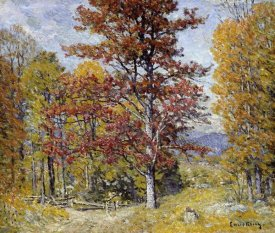 John Joseph Enneking - Early Autumn