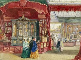 Walter Goodall - The Great Exhibition, Crystal Palace