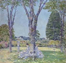 Childe Hassam - The Audition, East Hampton