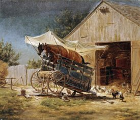 Edward Lamson Henry - The Hay Thrasher