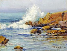 Anna Althea Hills - Summer Sea, Laguna Beach