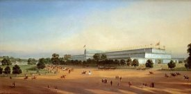 P Le Bihan - Crystal Palace During The Great Exhibition of 1851