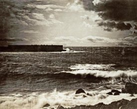 Gustave Le Gray - The Great Wave, Sete