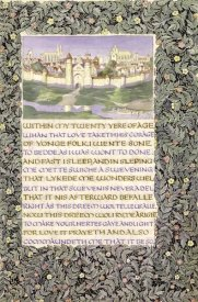 William Morris - Chaucer's The Romaunt of The Rose