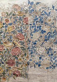William Morris - Design For Chintz: Rose