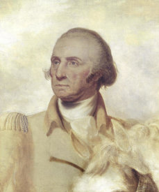 Rembrandt Peale - Sketch For a Portrait of George Washington