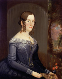 William Matthew Prior - Portrait of a Lady