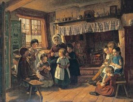 Alfred Rankley - The School Room