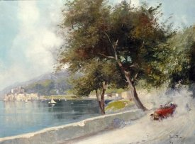 Oscar Ricciardi - Race on The Lake. Corsa Sul Lago