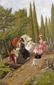 Ignace Spiridon - Summer Afternoon