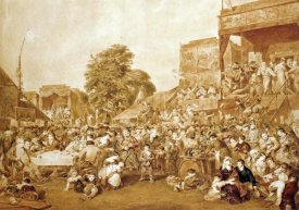 James Steffanoff - The Fair, Held on The 1st of August, In Hyde Park