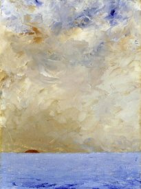 August Strindberg - Sunset