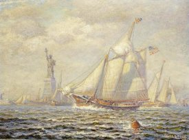 James Gale Tyler - New York Harbor