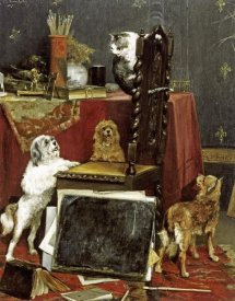 Charles Van Den Eycken - Chaos In The Studio