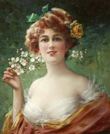 Emile Vernon - Blossoming Beauty