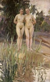 Anders Leonard Zorn - Two Friends
