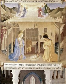 Fra Angelico - Nativity