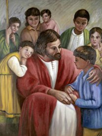 Vittorio Bianchini - Christ & The Children of All Races