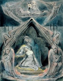 William Blake - A Night of Peace