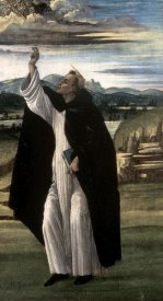 Sandro Botticelli - Saint Dominic