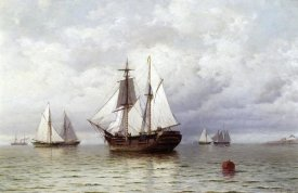 William Bradford - Outward Bound Whaler