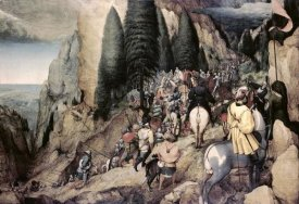 Pieter Bruegel the Elder - The Conversion of Saint Paul